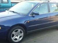 1998 Audi Station Wagon Quad Four V6 Heated Seats
