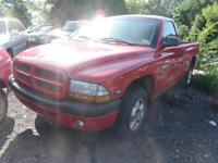 We have recently received this Flame Red 1998 Dodge