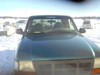 I am selling a 98 Ford Ranger 4X4. It is an 4.0L V6