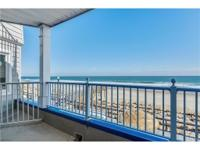 Rarely available, this oceanfront condo is located in
