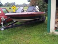 We have a 1998 Javelin fish and ski boat for sale. The