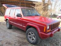 98 Jeep Cherokee Classic, 188K Miles, Automatic, 4.0