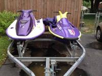 $2500.00 or best offer 1998 Sea doo GTS new starter and