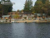 Cabins on the lake in , Lake Michigan,Boat Rental