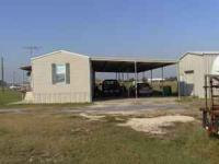 3 acre's w/ 2007 mobile home 16x80-3br-2bth on 40x80