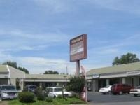 Seven tenant retail complex zoned Regional Commercial