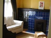 Large, fully furnished one bedroom flat in charming,