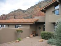 A unique find in West Sedona! Fabulous home w/charming,