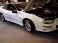 Hello 98 camaro ss parting clean title I would like to