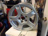 98 corvette rims w/lug caps This ad was posted with the