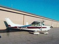 1977 Cessna 182Q Skylane, N735ZH; 2639 TT; 91 SMOH;