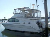 1998 Sea Ray 37 AFT CABIN Looking for big boat feel in