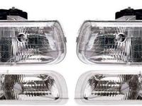 Chevy Truck Suburban Headlights & Corner Parking Lights