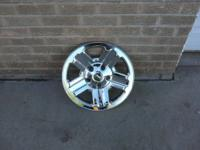 09-04 grand cherokee rims black 16-7, 4 rims, very good