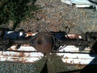 I have a Dana 44 rear axle out of a 99-04 Jeep Grand