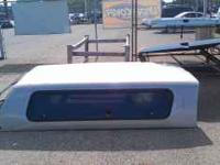 We have a 99-06 Chevrolet Silverado 8ft truck cap with