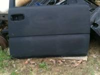 I have a black door shell for a 99-07 Chevy truck