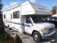 1999 Dutchman 31' Class C Motorhome for sale. Good