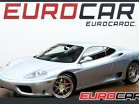FEATURED: 1999 Ferrari 360 Modena F1 Transmission