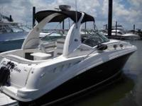 2006 Sea Ray 320 SUNDANCER Perfect condition! new