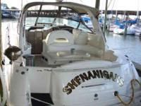 1999 Sea Ray 38 SUNDANCER 38' Sea Ray 380 Sundancer,
