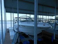 2008 Sea Ray 290 SUN SPORT This is a lightly used Sea