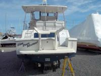 1990 wellcraft 46ft cpmy 3208 cat diesels with 1600 hrs