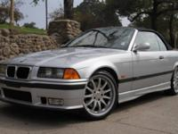 **Rare M3 Convertible**One Owner**Carfax Certified**Low