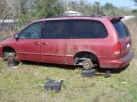 parting out 99 dodge caravan oscar  Location: elberta