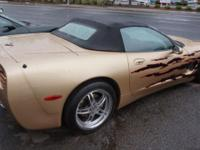 Up for sale we have a 6-Speed 1999 Chevrolet Corvette.