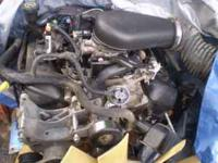 great running 4.3 vortec out of 99 chevy blazer,with