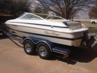 1999 Chris Craft Boat w/ trailer * Contact Troy area