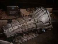 This transmission came out of a f450 dually with lees