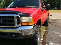 "99 f250 for saleIt has a 3"" leveling kit, 35 mud"