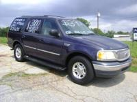 99 FORD EXPEDITION +GREAT CONDITION +Leather Power