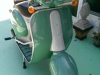 VERY RARE & SUPERFAST 50cc ITALJET [40+ MPH w/2