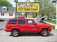 1999 Jeep Cherokee Classic, rough and rugged for your