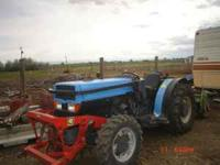 1999 Landini Tractor 65 GE 4x4. 6,000 hours on it,