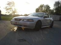 Lookin to sell or trade my mustang its a v6 2 owner car