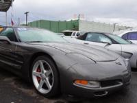 Up for sale we have a 1999 Chevrolet Corvette with a
