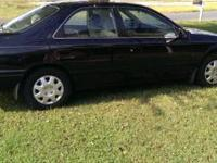 FOR SALE: 99' Toyota Camry in decent shape on in for