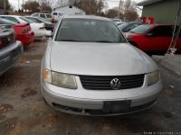 99 VW Passport .vin wvwma63b3xe375179 .Runs But Will