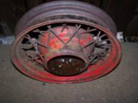 Wheel good shape to restore, check your application as