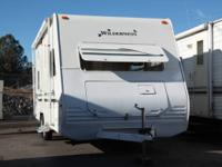 1999 Wilderness Travel Trailer by Fleetwood. Model #