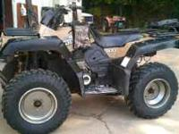For sale 1999 Yamaha Grizzly 600 4x4 automatic. Adult