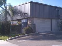 2500 Sq ft roll up door warehouse at 4323 N Selland 12
