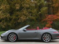 Call  or email sales@mcgohio.com 2012 Porsche 911