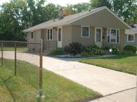 Nice 3 Br Ranch house available immediately.  Features