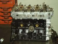 ALL ENGINES HAVE BEEN TANKED MAGGED, BORED OVERSIZE,&