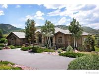 REMARKABLE CUSTOM HOME ON AN INCREDIBLE 10+ ACRE LOT
